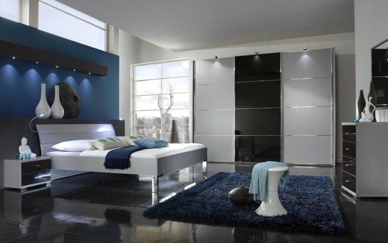Moderní ložnice AMSTERDAM