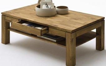 Konferenční stolek z masivu JULIAN dub přírodní