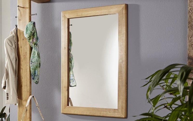 Zrcadlo do předsíně I KEVIN dub divoký