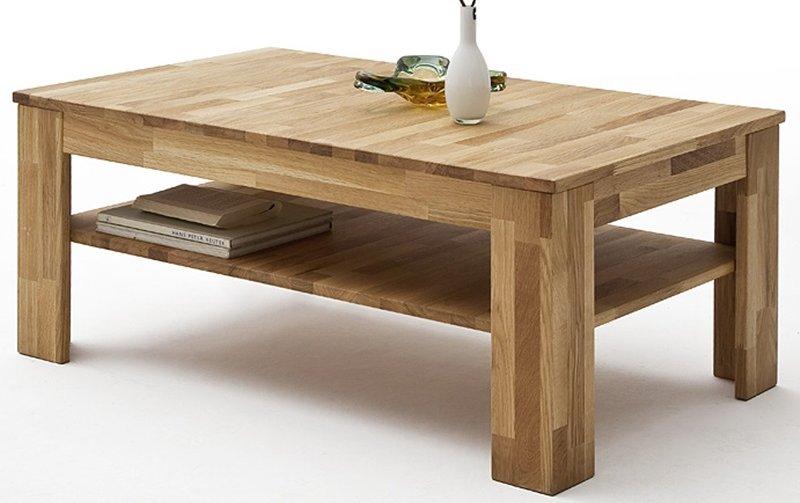 Konferenční stolek z masivu FRITZ dub sukatý