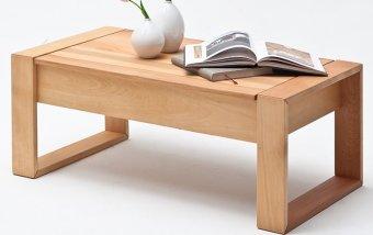 Konferenční stolek z masivu VICTOR dub přírodní