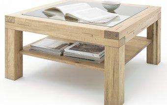 Konferenční stolek z masivu ALEC dub divoký