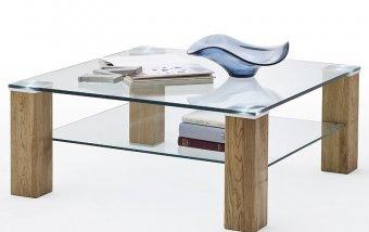 Konferenční stolek z masivu ALMA I dub přírodní