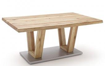 Konferenční stolek z masivu GODELA burgunský dub