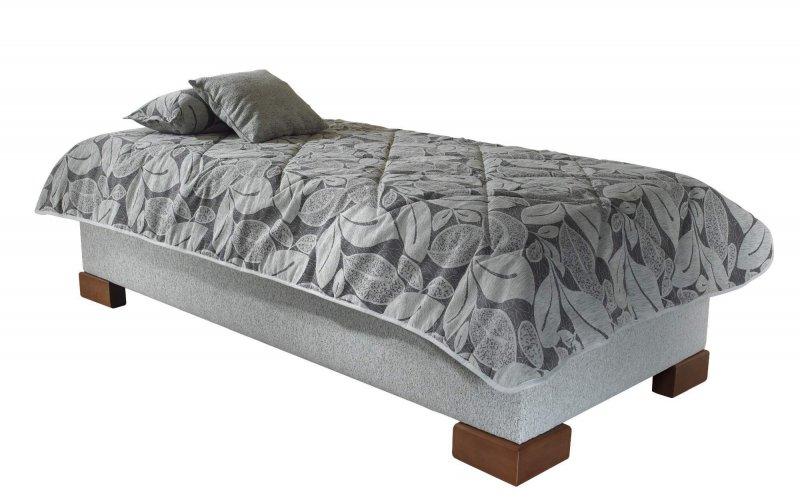Čalouněná postel s úložným prostorem QUATRO 90x200