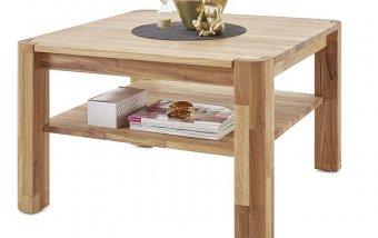 Konferenční stolek z masivu ROBERT dub sukatý