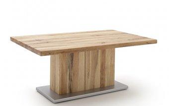 Konferenční stolek z masivu CORATO burgunský dub