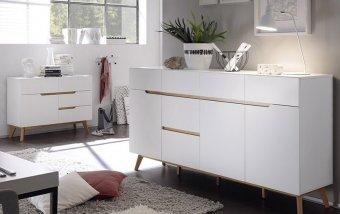 Skandinávský nábytek do obývacího pokoje CERVO 2