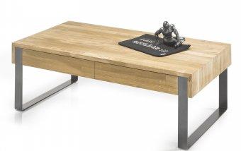 Konferenční stolek z masivu CALGARY dub
