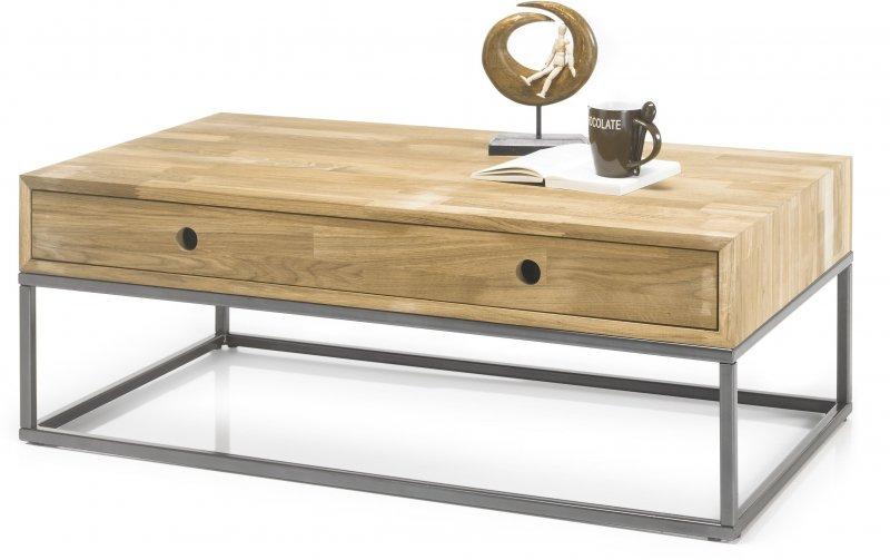 Konferenční stolek z masivu QUEBEC dub
