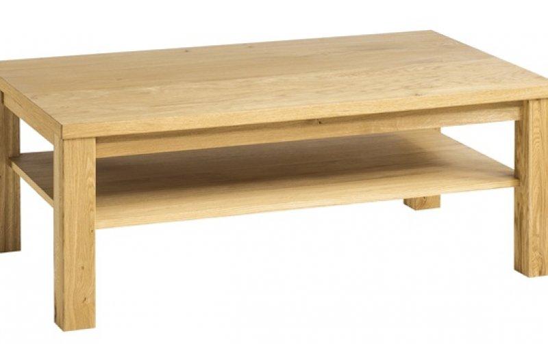 Dubový konferenční stolek BOSTON typ 64
