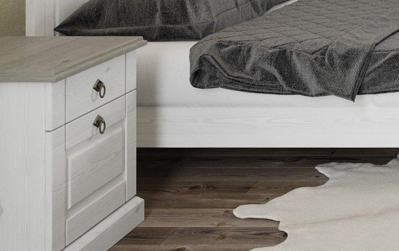 Noční stolek v provensálském stylu LIMA