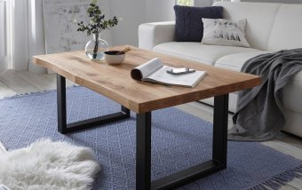 Konferenční stolek z masivu HAVANNA dub