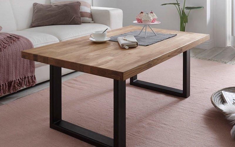 Konferenční stolek z masivu ARUBA dub