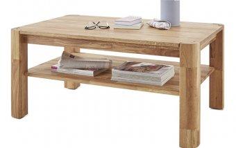 Konferenční stolek z masivu ROBERT I dub sukatý