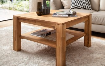 Konferenční stolek z masivu PAUL I dub sukatý