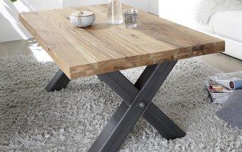 Konferenční stolek z masivu ANDRO dub divoký