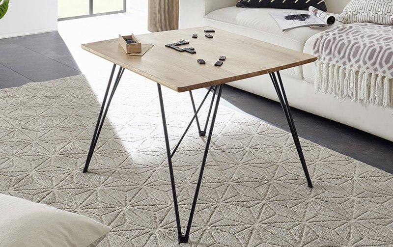 Konferenční stolek z masivu CASABLANCA I dub sukatý