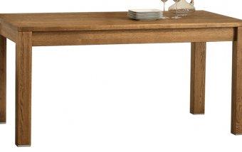 ORLANDO/ROLANDO dubový stůl rozkládací typ 41 dub jantar