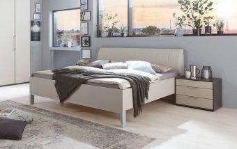 Moderní postel GLASGOW 2
