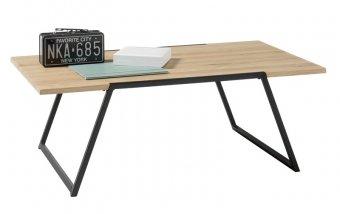 Konferenční stolek z masivu ELIANO dub přírodní