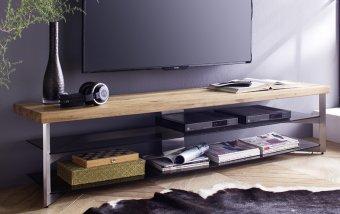 Televizní stolek FABIA dub masiv