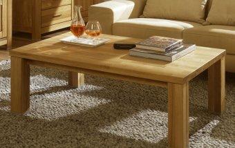 Dubový konferenční stolek - PORTO/PUERTO (typ 42)