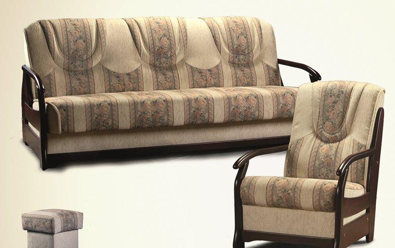 Klasická sedací souprava MARTA 3R+1+1