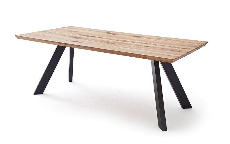 Jídelní stůl MILTON dub sukatý