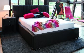 Čalouněná postel MODENA