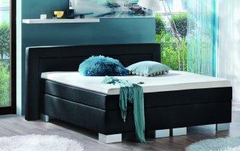 Kontinentální postel OSLO 160x200 boxspring