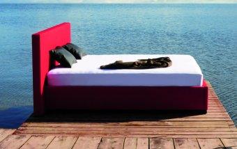 Čalouněná postel RIMINI 140x200