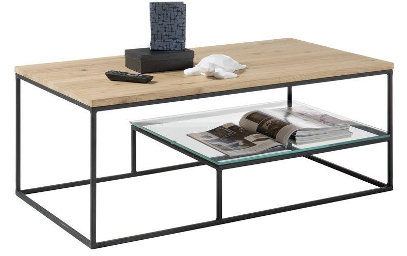 Konferenční stolek z masivu THORE dub přírodní