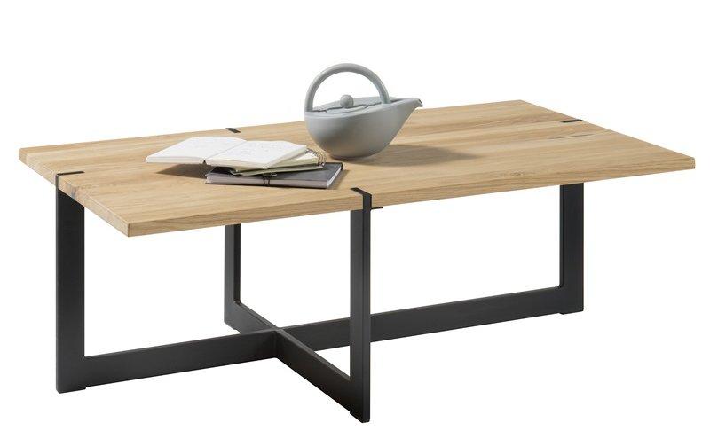 Konferenční stolek z masivu TIAGO dub přírodní