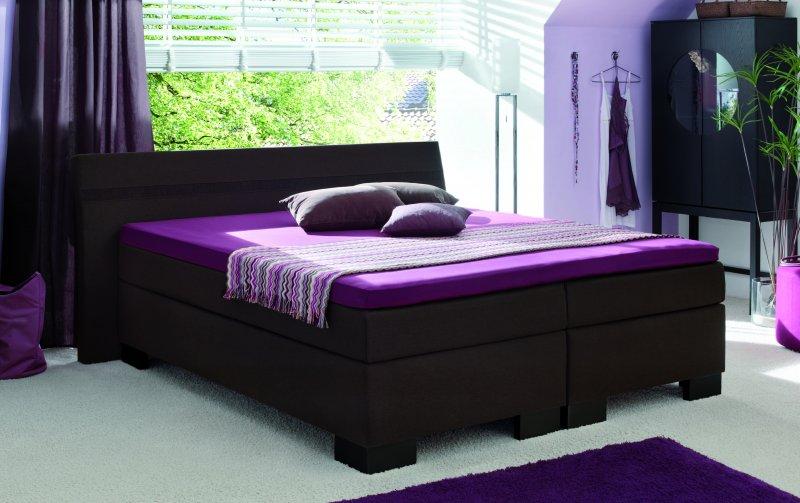 Kontinentální postel TOKIO 160x200
