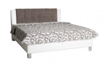 Čalouněná postel s úložným prostorem AMERIKA- Pohoda 180x200