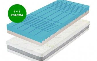 Matrace Tropico Guard Antibacterial 1+1 zdarma