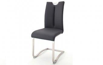 Židle jídelní ARTOS ekokůže černá