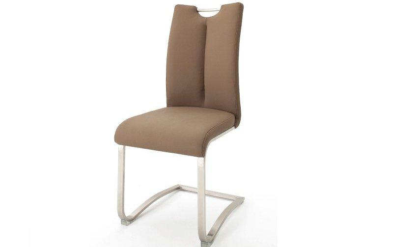 Židle jídelní ARTOS ekokůže cappuccino