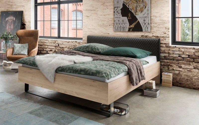 Moderní postel Brüssel 2
