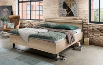 Moderní postel Brüssel