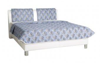 Čalouněná postel s úložným prostorem VEGAS - Pohoda 160x200