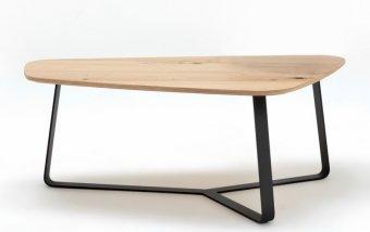 Konferenční stolek STYLE (CT104-100) balkánský dub přírodní/antracit