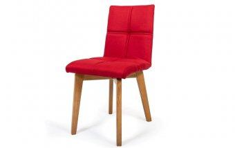 Jídelní židle DAMIEN s dubovou podnoží