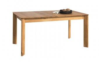 Dubový rozkládací stůl z masivu DALLAS 160-240 cm dub olejovaný (typ 40)