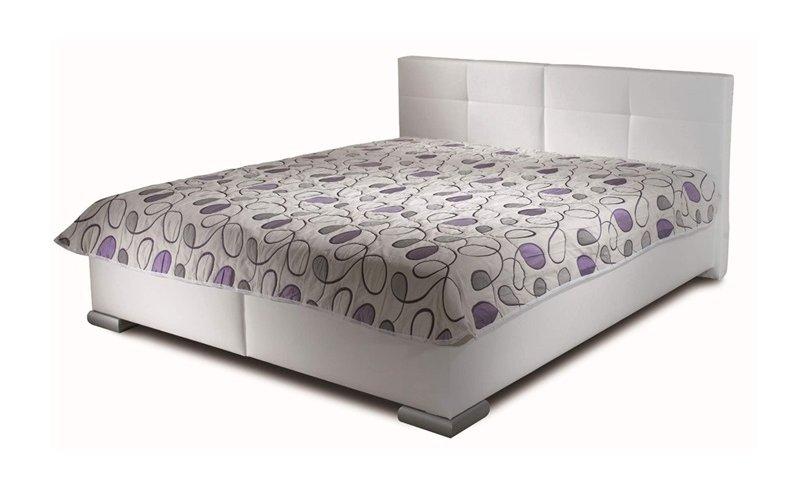 Čalouněná postel s úložným prostorem DINA 160x200