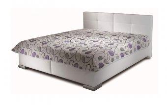 Čalouněná postel s úložným prostorem DINA 180x200