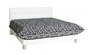 Čalouněná postel s úložným prostorem ELLA - Pohoda 160x200
