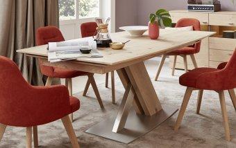 Luxusní jídelní stůl ET613 rozměr 180 x 100