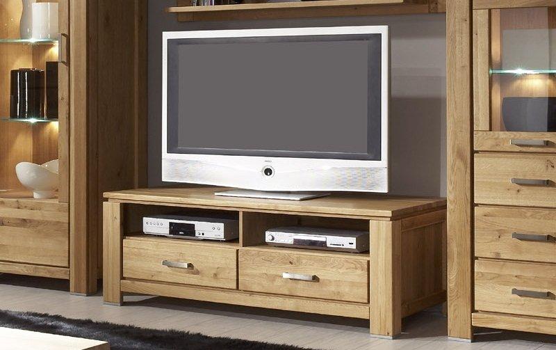TV stolek z dubového masivu - FARO dubový televizní stolek (typ 23)